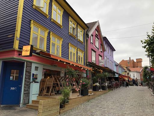 En route pour Stavanger