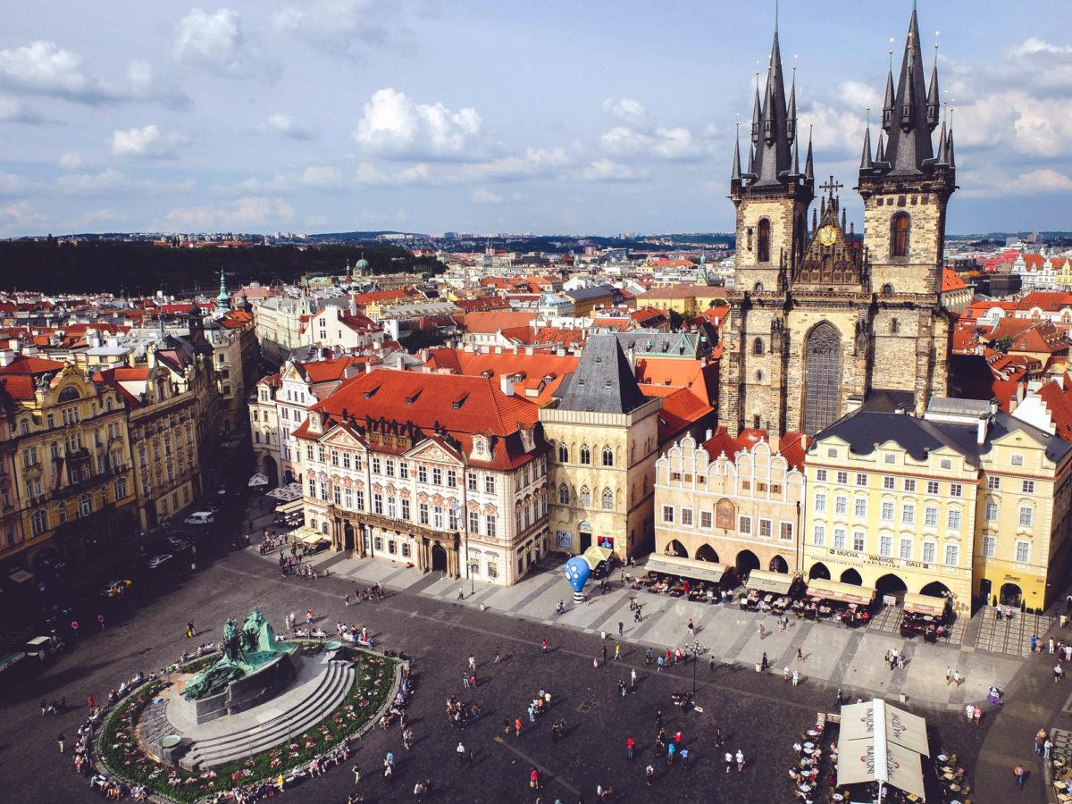 Prague, une destination idéale pour la famille