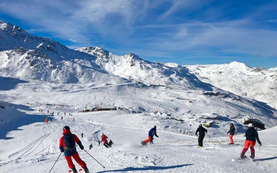 Ski dans les Alpes : les meilleures stations