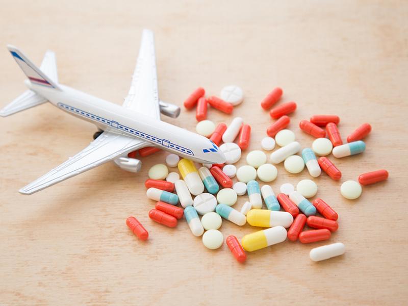 Après une maladie ou une opération, pouvez-vous voyager en avion ?